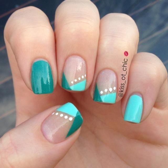 Best 20+ Cool easy nails ideas on Pinterest | Nail art ...