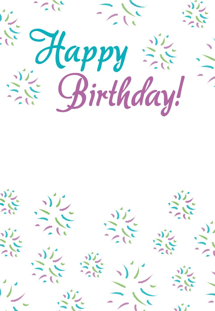 138 best images about birthday cards on pinterest print free printables and birthday. Black Bedroom Furniture Sets. Home Design Ideas