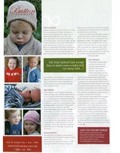In My Child Magazine - Winter 2009 Page 2
