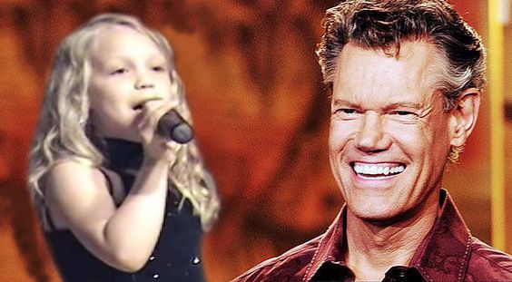 Country Music Lyrics - Quotes - Songs Randy travis - Little Girl Stuns The Crowd With Performance of Randy Travis' 'I Told You So' - Youtube Music Videos https://countryrebel.com/blogs/videos/64616131-little-girl-stuns-the-crowd-with-performance-of-randy-travis-i-told-you-so