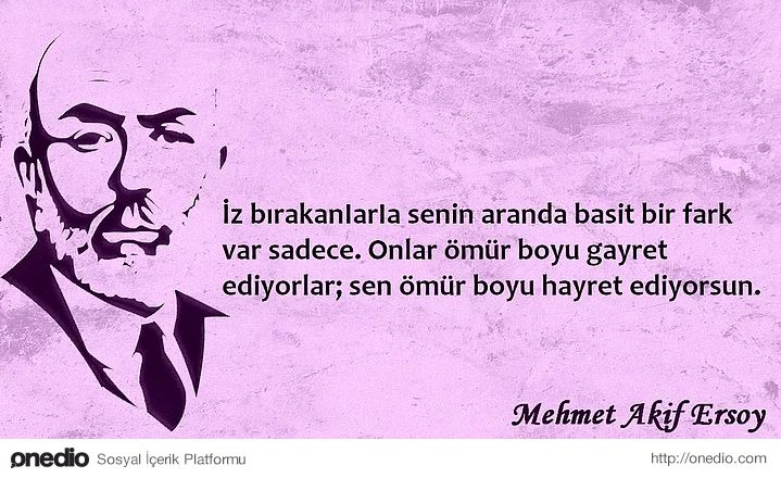 78. Ölüm Yıldönümünde Milli Şair Mehmet Akif Ersoy'u 12 Sözüyle Anmak