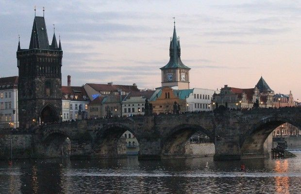 Visiting Prague, more on www.roseinthewind.com