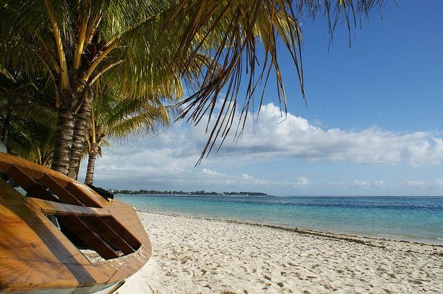 mauritios beach boat my next dream holiday