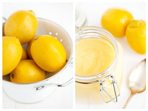 Microwave lemon curd. Sweet!
