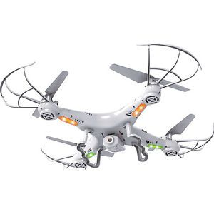2MP-HD-Camera-2-4Ghz-6Axis-Gyro-RC-Quadcopter-Drone-Helicopter-UAV-RTF ...