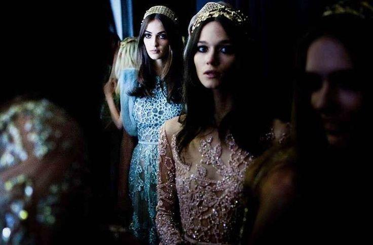 Elie Saab sposa 2016 - Abiti da sposa ricamati Elie Saab