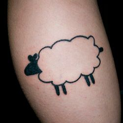 Sheep Tattoo Meanings | iTattooDesigns.com
