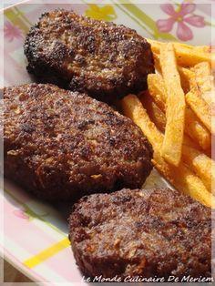 C'est une recette Turque bien simple, qui vous donne des boulettes de viande hachée bien moelleuses et bien goûteuses. Vous les servez bien chaudes avec de la purée de pommes de terre, du riz ou des frites, un succès garanti. Ingrédients pour 4 a 6 personnes:...
