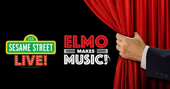 "Win a Family 4-Pack to see Sesame Street Live! ""Elmo Makes Music"" on January 28th & 29th at the State Theatre from the Mom Show and Hennepin Theatre Trust."