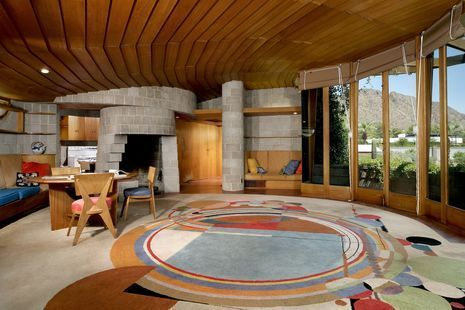 1000 Images About Frank Lloyd Wright Usonian Homes On Pinterest Florence Photo String And
