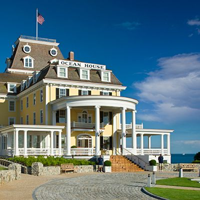 The World's Best Beach Hotels: Ocean House, Watch Hill, RI. A grande dame seafront hotel on a private white-sand beach from Watch Hill's late-19th-century heyday, Ocean House underwent a $146 million restoration that put it on the world's map. Coastalliving.com