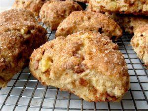 Apple Cinnamon Scones Ingredients