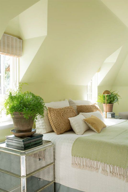 Benjamin Moore's Guilford Green HC-116. Color of the year