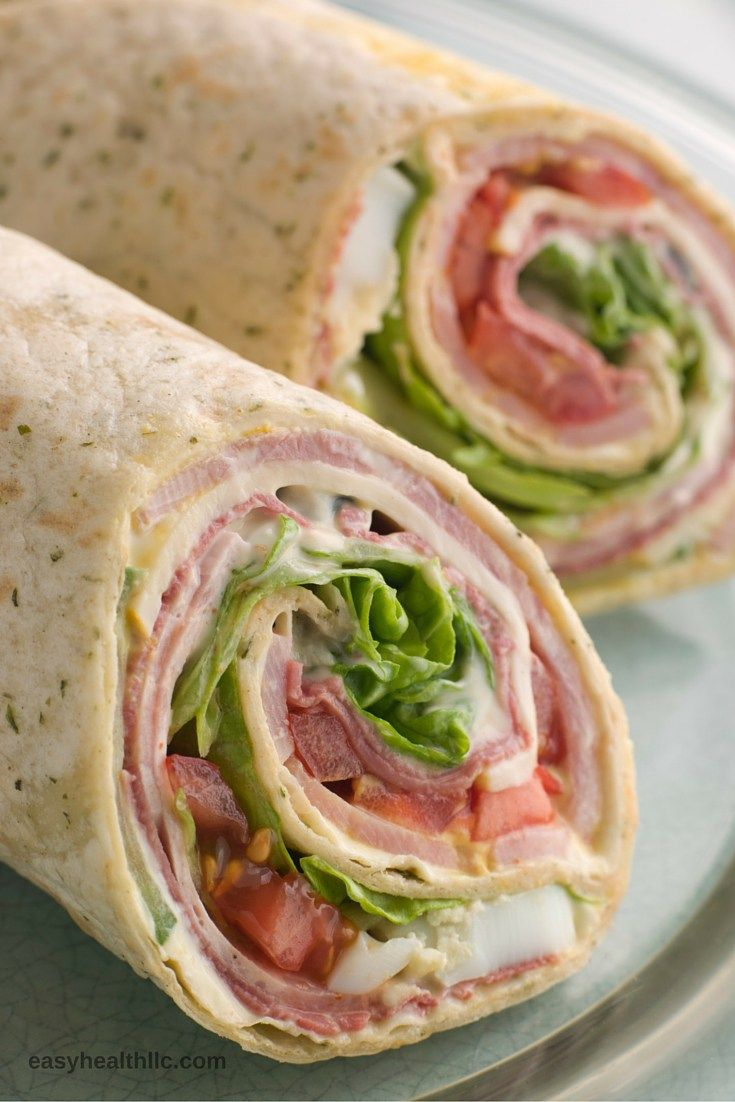 How about a super simple snack or lunch idea? What could be easier than a low carb tortilla with your favorite protein filling? There are lots of options for low carb wraps or go super low carb and use a lettuce leaf! Print Low Carb Tortilla Roll-Up Autho
