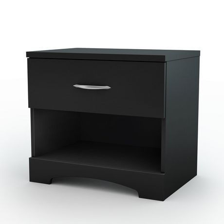 Visit Walmart.ca for SoHo Collection Pure Black Nightstand–South Shore® and our selection of Home items at Walmart.ca