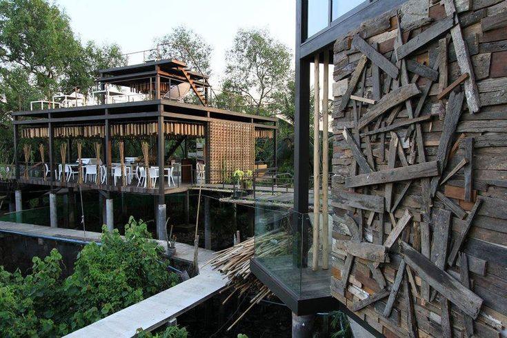 The Bangkok Tree House Hotel and Restaurant