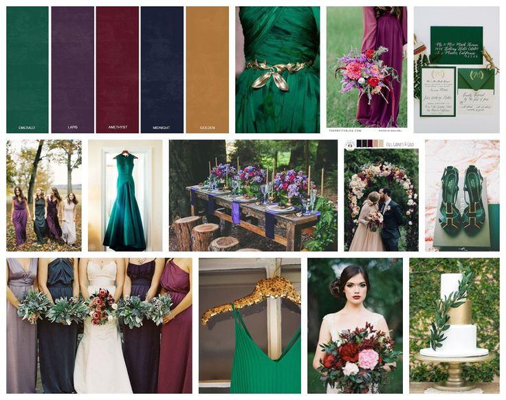 best 25 jewel tone colors ideas on pinterest jewel tone wedding velvet wedding colour theme. Black Bedroom Furniture Sets. Home Design Ideas