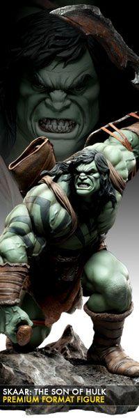 Skaar - Son of Hulk - Premium Format Figure