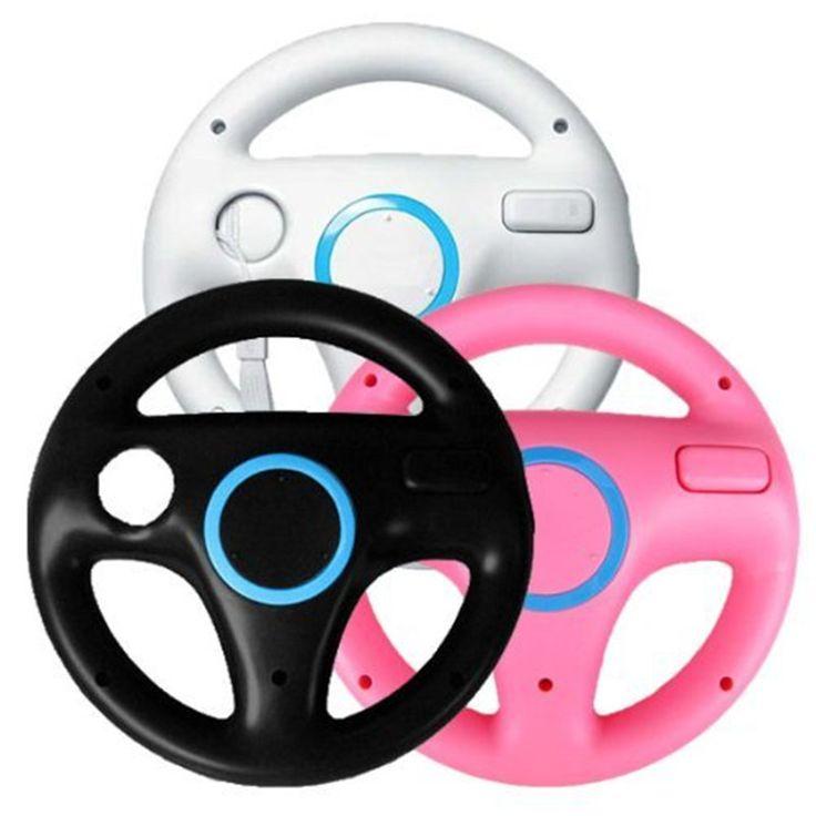 Don't forget, retro games isn't all that we sell! Nintendo Wii Mari... http://www.retroarkayde.com/products/nintendo-wii-mario-kart-racing-wheel?utm_campaign=social_autopilot&utm_source=pin&utm_medium=pin #gaming