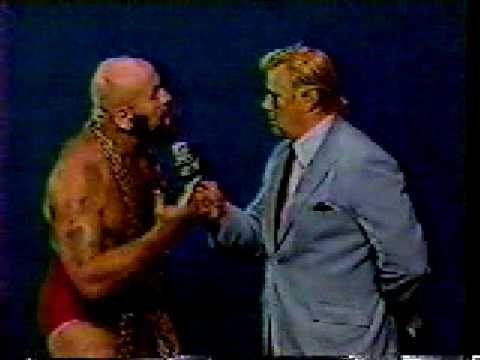 Ivan Koloff slaps Pat Patterson