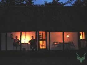 Main Rest Camp.