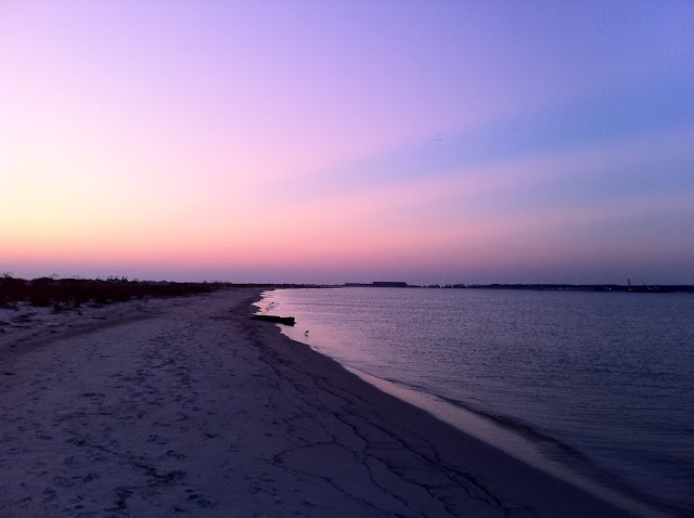 Dauphin Island, AL - Nothing beats the beautiful sands and water of the Gulf Coast.