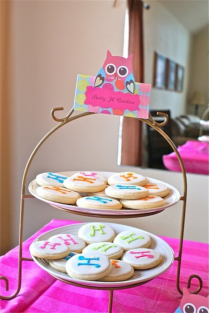 Use this thingy for Owl cookies for Piper's shower!