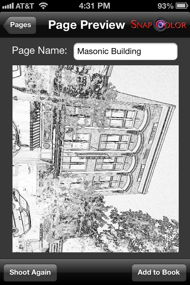 Create Your Own Coloring Books App By Keith Schmidt See More Masonic Building