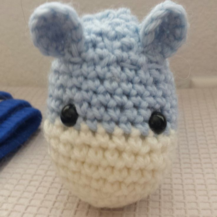 This sweet baby hippo is so cute and cuddly! He is made so you can move his ears and tail amidst like he is real! Come check him out while he cuddles you so sweetlie! #babyhippo #tigersistersdesigns #amigurumi #cuddlytoy #allages