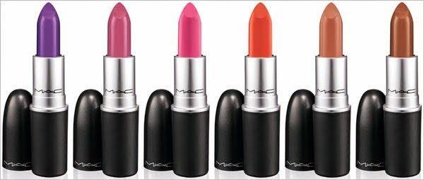 La belleza a tu alcance : Lista de clones de labiales de la marca MAC