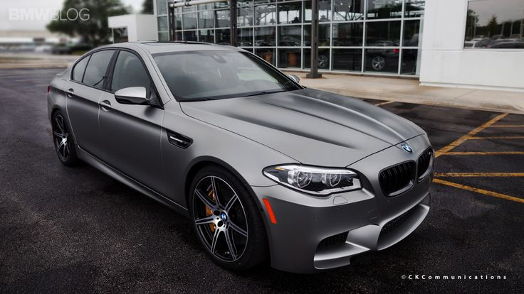 BMW M5 30 Jahre Edition in the U.S.