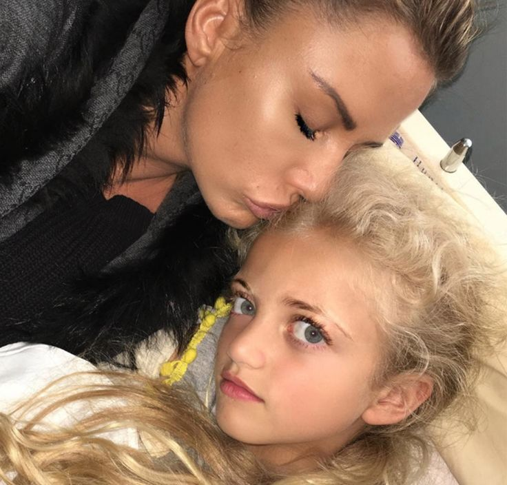 Katie Price Gets Slammed After Her Daughter Poses Inappropriately – See The Pic! #KatiePrice, #PrincessPrice celebrityinsider.org #Entertainment #celebrityinsider #celebrities #celebrity #celebritynews
