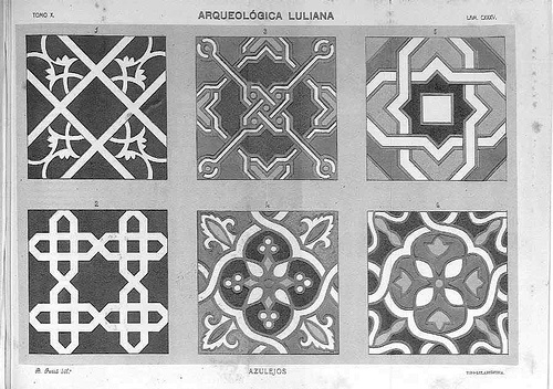M s de 25 ideas incre bles sobre azulejo antiguo en for Azulejos clasicos