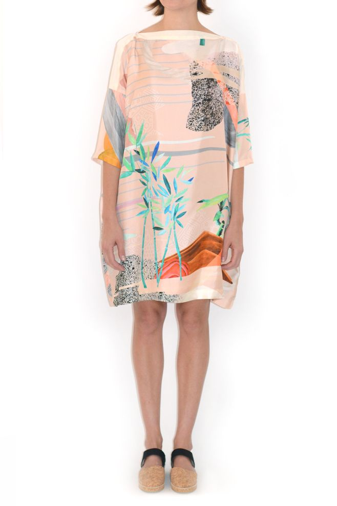 REALITY STUDIO, Aya Dress / #MIZUstyle