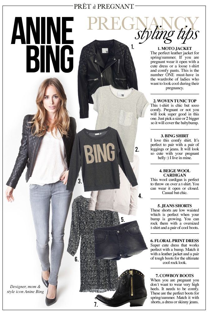 Styling Tips In Keeping With The Current Fashion Trends In: 94 Best Images About Moda (Anine Bing) On Pinterest