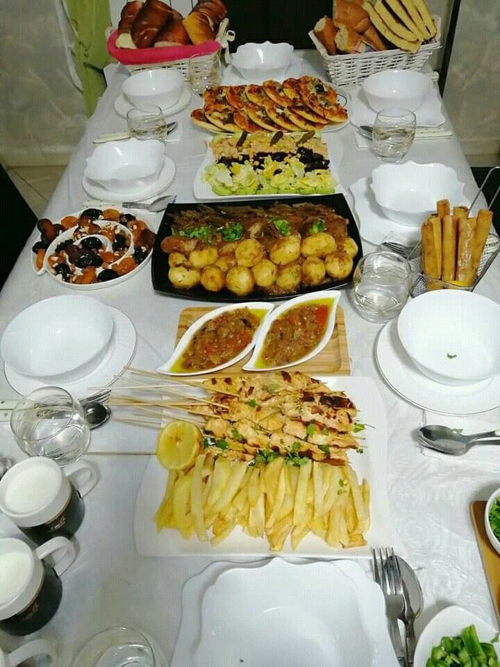 Algerian Dishes أطباق جزائرية Algerian Cuisine Ramadan Recipes Food Receipes