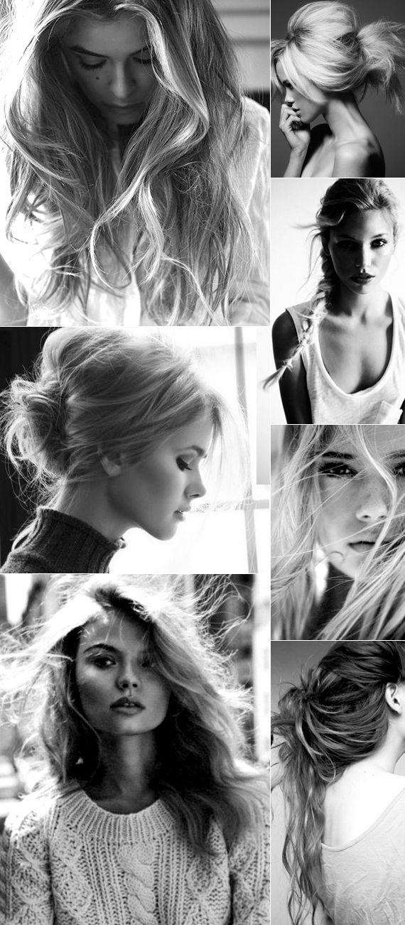 Vindrufsatlångt hårmed slarviga uppsättningaroch lite retrofeeling kan inte bli fel! Love it! Bildkällor: 1 » ,2 » ,3 » ,4 » ,5 » ,6 » ,7 »