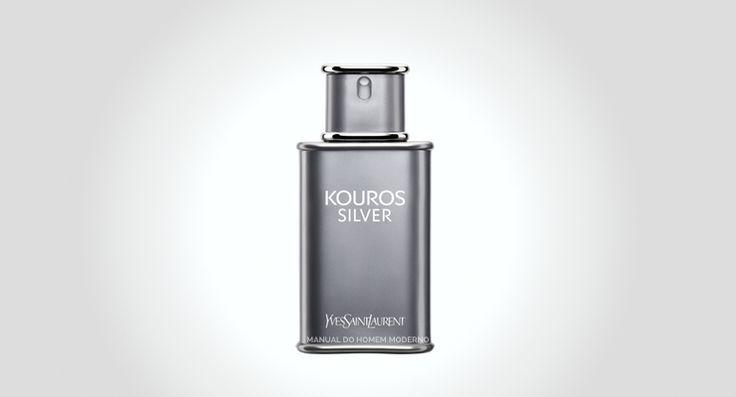 Kouros Silver,Yves Saint Laurent
