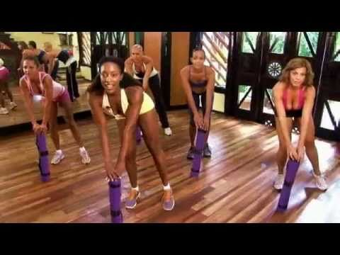 Small waist, tight butt, thin thighs in under 10 min. with this workout surprise. Really like her workouts!