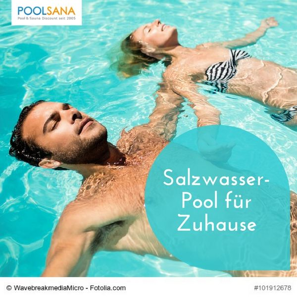 Salzwasser-Pool für Zuhause! #wellness #solebad #salzwasser #pool #salzwasserpool #sole