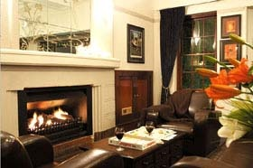 Drawing Room - Caves House Hotel, Yallingup
