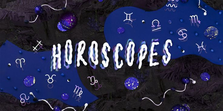 Find out what's in store for you, as Marie Claire forecasts horoscopes for all signs.