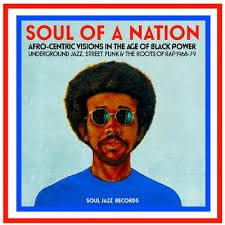 """Soul Jazz Records presents - Nigeria Soul Power 70: Afro-Funk Afro-Rock Afro-Disco, 7"""" (RSD2017)"""