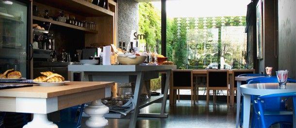 Cafetería en Vitacura, muy inspirador