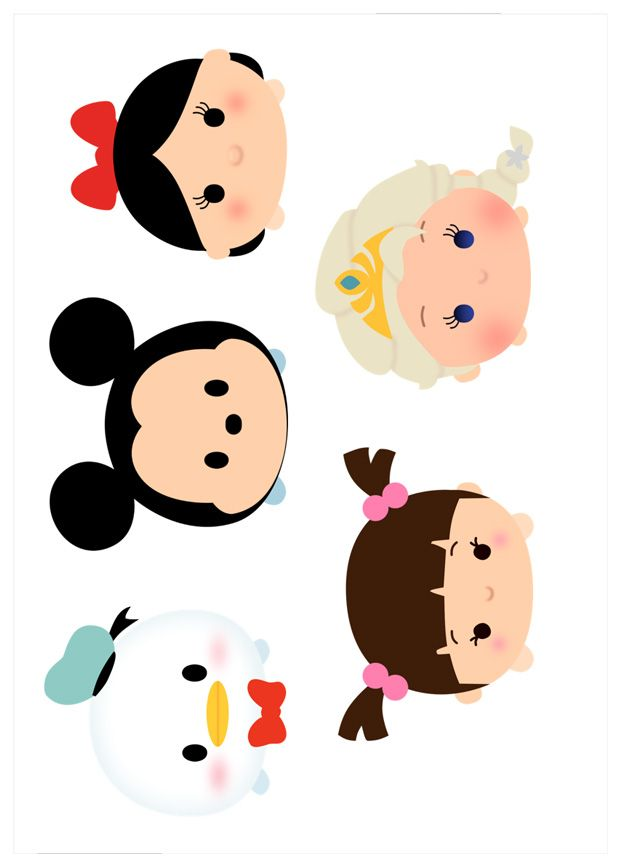 177 Best Images About Disney Tsum Tsum On Pinterest