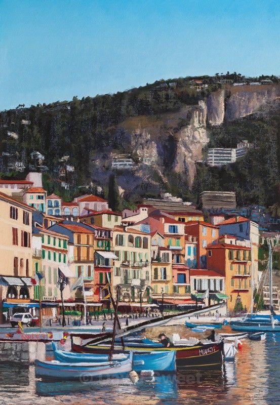 Villefranche-sur-mer - Paintings