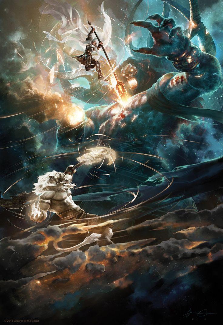Multiverse (Magic: The Gathering) - Wikipedia