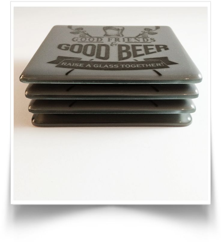 Craft Beer With Friends Coasters