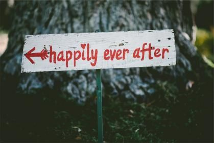 married, marriage, love, sign, happy