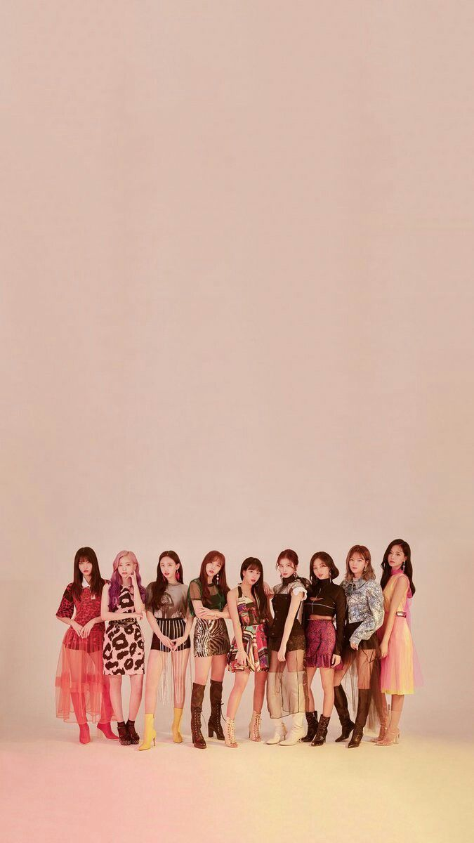 Twice Yes Or Yes Jeongyeon Mina Momo Sana Nayeon Dahyun Chaeyoung